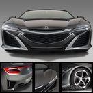2013 Acura NSX Concept  Top Speed
