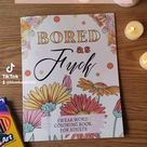 Adult Coloring Book for Mental Health Awareness Month!