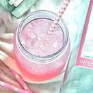 Moscato Pink Lemonade is our favorite summer drink recipe! Perfect for a bridal shower too! A refreshing mixture of Pink Moscato, lemon-lime soft drink, and frozen pink lemonade. It is such a pretty color with a sweet and tangy taste, and the perfect way to celebrate summer! #LTGrecipes #moscato #pinklemonade #summerdrink #bridalshower #easyrecipe