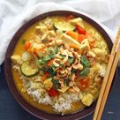 Thai Chicken Curry Bowls