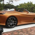 2017 BMW Z4 Concept In 44 Photo Exclusive » LATEST NEWS » Car Revs Daily.com