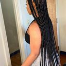 Gorgeous Knotless Box Braids Hairstyles You Need To Try Out. - honestlybecca