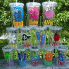 Pool Party Crafts