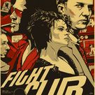 Back To College Vintage Poster classic movie Pulp Fiction / Kill Bill/Fight Club poster Retro kraft paper posters decorative art painting - 30X21CM-15 / D116