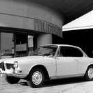 1962 BMW 3200 CS Bertone