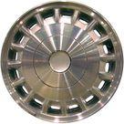 15 X 6 Reconditioned OEM Aluminum Alloy Wheel, Medium Sparkle Silver, Fits 2000 2005 Buick Century