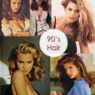 90s Hair