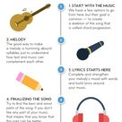 How to write a song in 5 steps