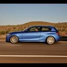 2013 BMW M135i    Side