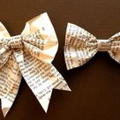 Paper Bows