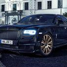2015 SPOFEC Rolls Royce Ghost II