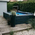 Poolequipment für einen kleinen Salzwasserpool - sanvie.de