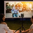 10 Essential Gadgets to Pull Off a Theater-Quality Outdoor Movie Night