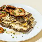 Gramercy Tavern Mushroom Lasagna for 4