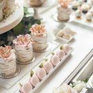 Indoor Secret Garden Wedding | ElegantWedding.ca