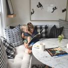Cushions for Banquette and Window Seat- Best Online Sources - Nesting With Grace