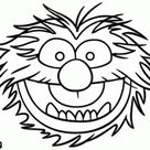 Muppets coloring pages printable games
