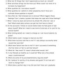 55 Questions to Help You Be Your Best Self