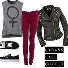 Badass Outfit