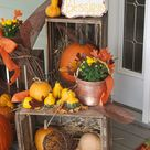 16 Quick and Easy Ways to Decorate for Fall