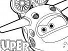 Super Wings Mira coloring books to print - Free Kids Coloring Pages Printable