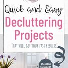 22 things to declutter right now