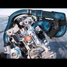 Water Injection System in 2015 MotoGP M4 Safety Car