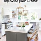 Five Simple Kitchen Organization Ideas!
