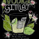 Gimlet Recipe