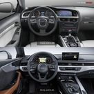New Audi A5 Coupé the design