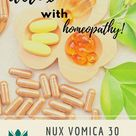 Homeopathic Remedies to Aid Detoxification