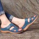 Premium Orthopedic Open Toe Sandals
