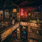 Kowloon, Hong Kong [OS] [1080x1349]