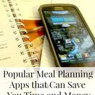 Meal Planning App