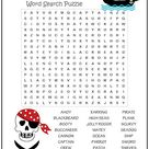 Pirate Island Word Search Puzzle | Print it Free