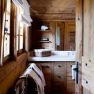 Upstairs Bathrooms