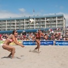 Seaside Beach Volleyball Tournament Or Volleyball Tournaments Beach Volleyball Seaside Beach