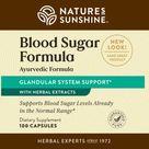 Blood Sugar Formula Ayurvedic (100 caps)