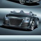 Audi TT Clubsport Quattro   Concept Cars