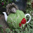 Tea Cozy Crochet