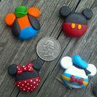 Polymer Clay Disney