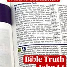 Does the Bible/ Word of God matter?
