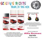 Alfa Romeo 156 Grigio Grafite Alloy Wheel Aerosol Spray Paint 669/A
