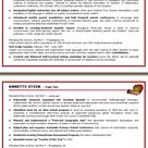 Resume Samples by Advanced Career Systems, Inc.
