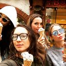 Troian Bellisario Celebrates Her Final Days of Being Single With Her PLL Costars