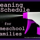 Housekeeping Schedule