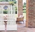 Sichtschutz Ideen für die Terrasse und Garten mit Beleuchtung gartenlounge