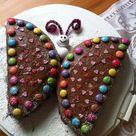De mooiste verjaardagstaart van chocolade - Niet volgens boekje