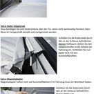 dwt Fjord 30 Busvorzelt, ideal für Minivans 340x240cm, blau/grau bei Camping Wagner Campingzubehör