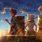 2048x1152 Inosuke Hashibira, Tanjirou Kamado and Zenitsu Agatsuma 2048x1152 Resolution Wallpaper, HD Anime 4K Wallpapers, Images, Photos and Background - Wallpapers Den